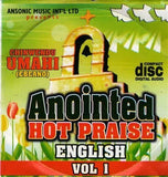 CD - Chinwendu Umahi - Anointed Hot Praise 1 - CD