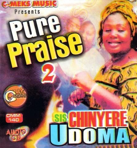 Chinyere Udoma - Pure Praise 2 - CD