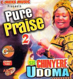 CD - Chinyere Udoma - Pure Praise 2 - CD
