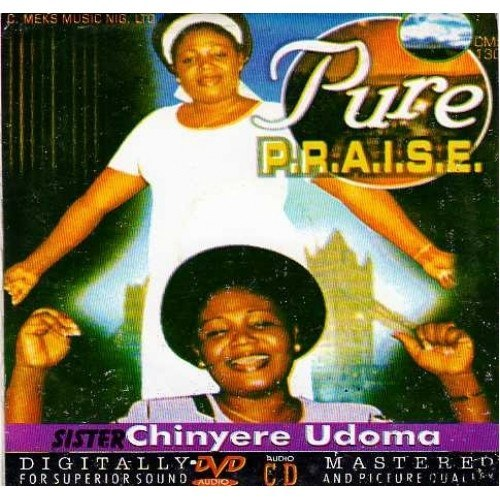 Chinyere Udoma - Pure Praise - CD