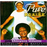 CD - Chinyere Udoma - Pure Praise - CD