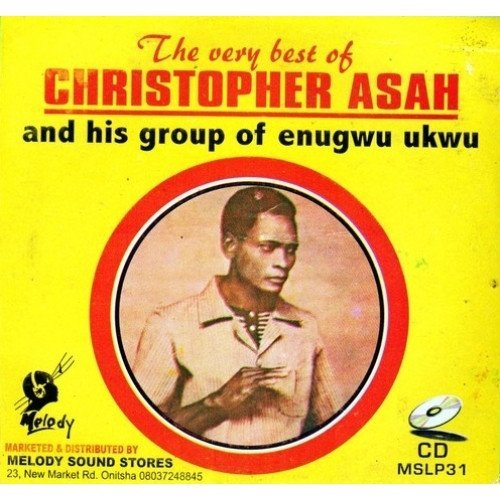 Christopher Asah- Best Of C. Asah - CD
