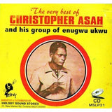 CD - Christopher Asah- Best Of C. Asah - CD