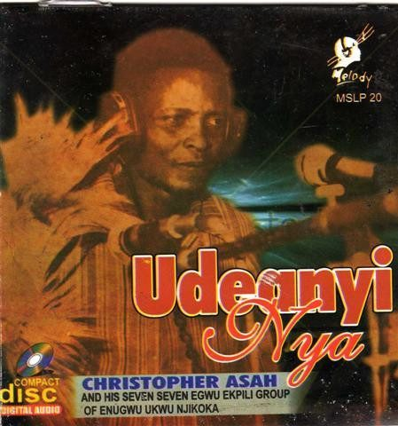 CD - Christopher Asah - Udeanyi Nya - CD