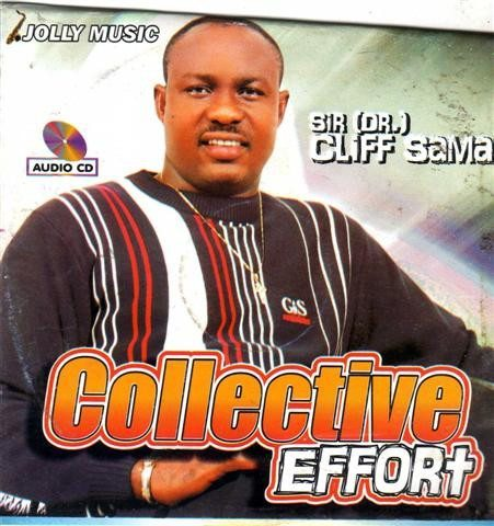 CD - Cliff Sama - Collective Effort - CD