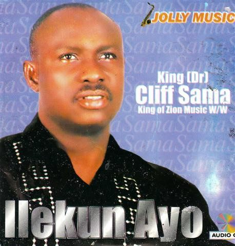Cliff Sama - Ilekun Ayo - Audio CD
