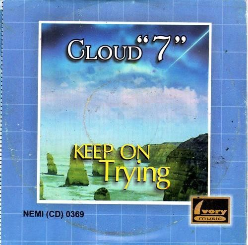Cloud 7 - Keep On Trying - Audio CD