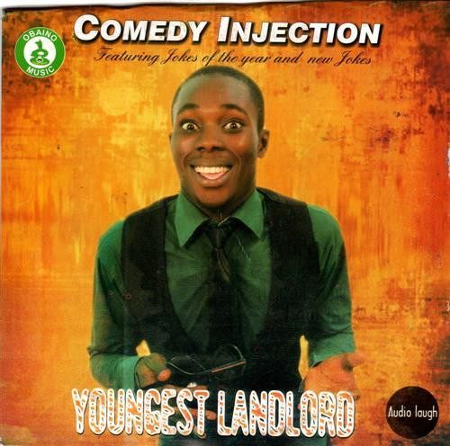 Comedy Injection - Youngest Landlord - CD