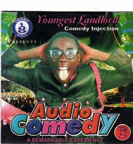 Comedy Injection - Youngest Landlord Vol 2 - CD