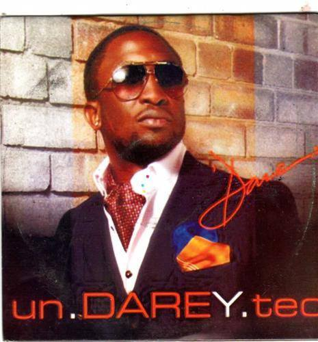 Dare Art Alade - Un Darey Ted - CD