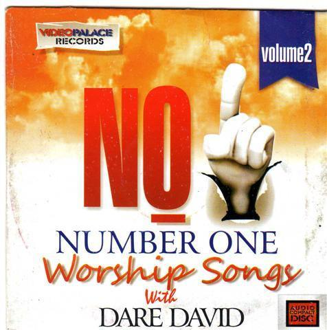 David Dare - Number One Worship Songs Vol 2 - CD