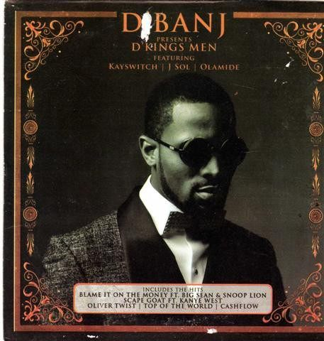 Dbanj - D Kings Men - Audio CD