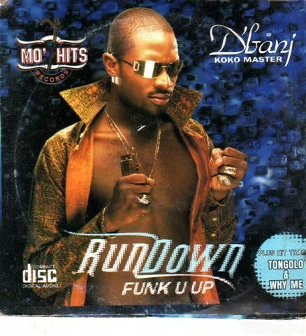 Dbanj - Run Down Funk U Up - Audio CD