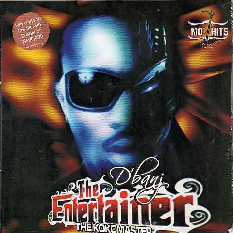 Dbanj - The Entertainer - Audio CD