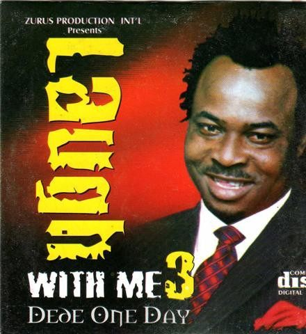 Dede One Day Laugh With Me 3 - CD