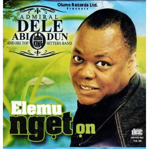Dele Abiodun - Elemu Nget On - CD