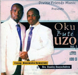 CD - Divine Friends  - Oku Bute Uzo - CD