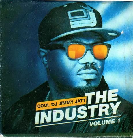 CD - DJ Jimmy Jatt - The Industry Vol 1 - Audio CD