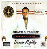 Duncan Mighty - Grace & Talent - CD - African Music Buy