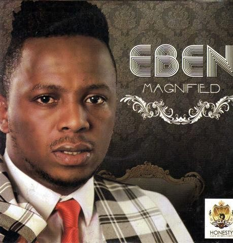 CD - Eben - Magnified - Audio CD