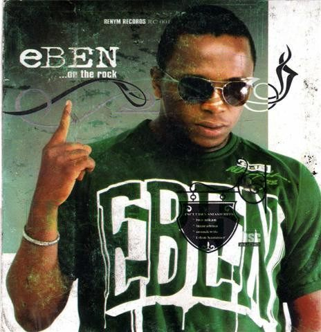 Eben - On The Rock - Audio CD
