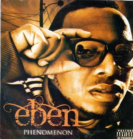 Eben - Phenomenon- Audio CD