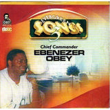 CD - Ebenezer Obey - Evergreen Vol 3 - CD