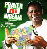 CD - Ebenezer Obey - Prayer For Nigeria - CD