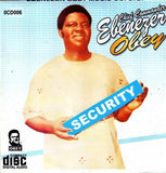 Ebenezer Obey - Security - Audio CD - African Music Buy