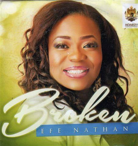 CD - Efe Nathan - Broken - CD