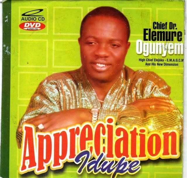 Elemure Ogunyemi - Appreciation - CD