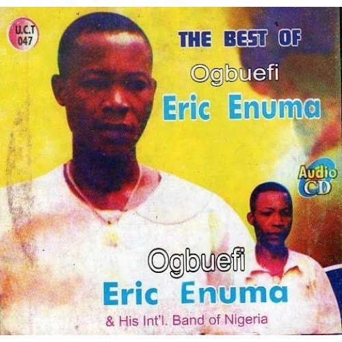 CD - Eric Enuma - Best Of Eric Enuma - CD