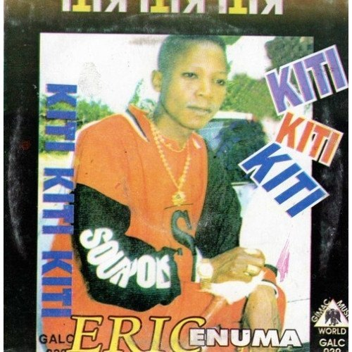 Eric Enuma - Kiti Kiti Kiti - Audio CD