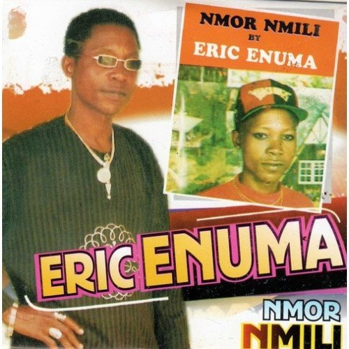Eric Enuma - Nmor Nmili - Audio CD