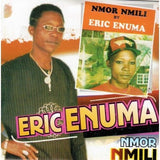 CD - Eric Enuma - Nmor Nmili - Audio CD