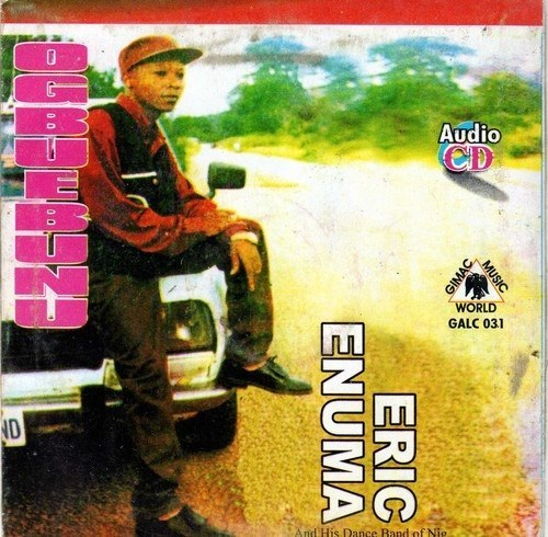 Eric Enuma - Ogbuebunu - Audio CD