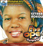 CD - Esther Adeoye - Ebo Ope Vol 4 - CD