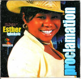 CD - Esther Igbekele - Proclamation - CD