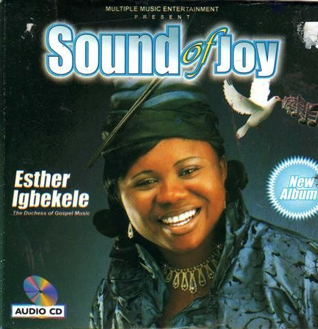 CD - Esther Igbekele - Sound Of Joy - CD