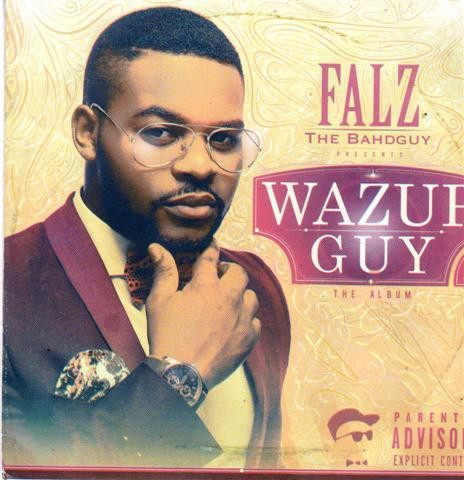CD - Falz - Wazup Guy - Audio CD