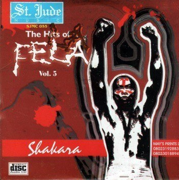 Fela Kuti - Hits Of Fela Vol 5 - CD
