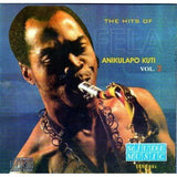 CD - Fela Kuti - The Hits Of Fela Kuti Vol 2 - CD