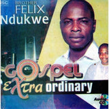 CD - Felix Ndukwe - Gospel Extra Ordinary - CD