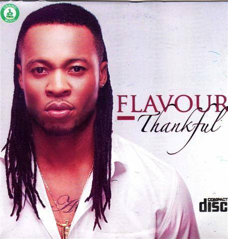 CD - Flavour - Thankful - Audio CD