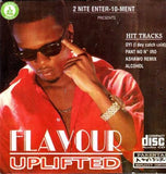 CD - Flavour - Uplifted - Audio CD