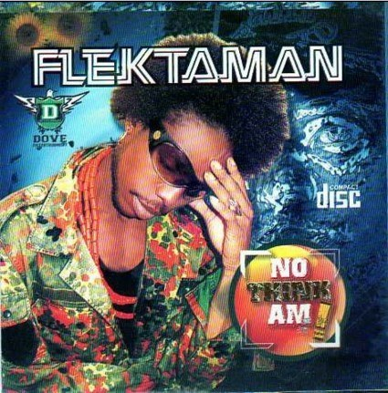 Flektaman - No Think Am - CD