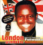 Gbenga Adeboye - London Yabis - CD - African Music Buy