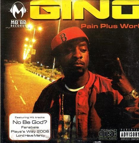 Gino - Pain Plus Work - Audio CD