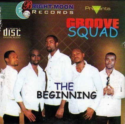 Groove Squad - The Beginning - CD