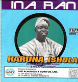 CD - Haruna Ishola - Ina Ran - Audio CD